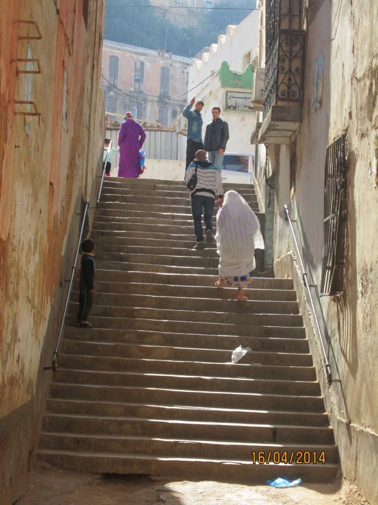 oran marine escalier