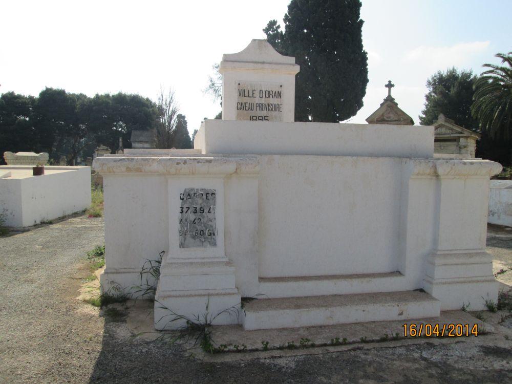 Oran ossuaire tamashouet
